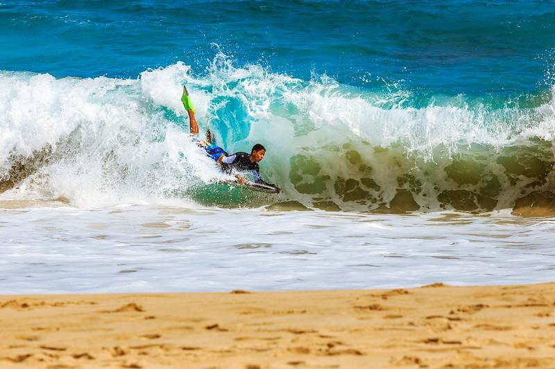 Makapuʻu Boogie Boarding