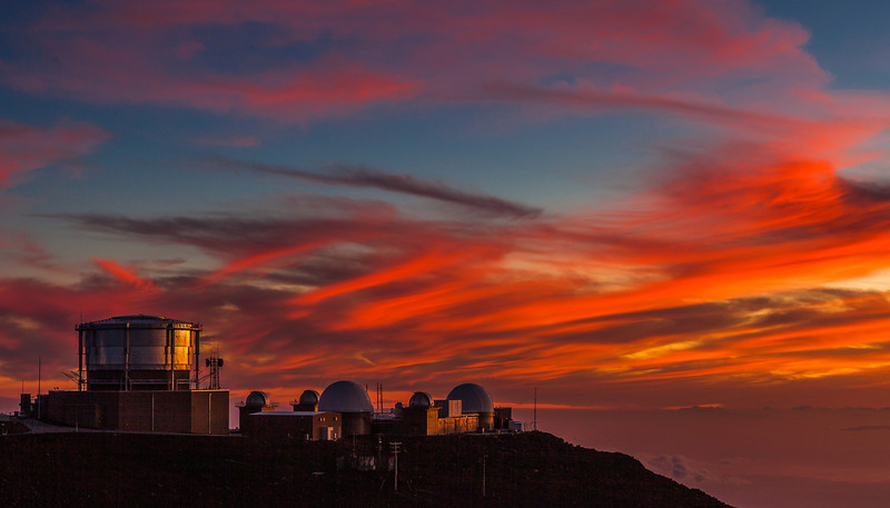 Observatory on Haleakalā