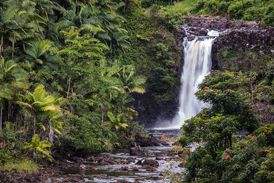 Upper Umauma Falls