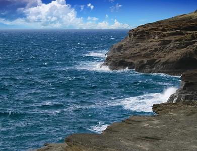 Western Shoreline of Oahu, Hawaii
