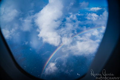 Flight Over the Rainbow