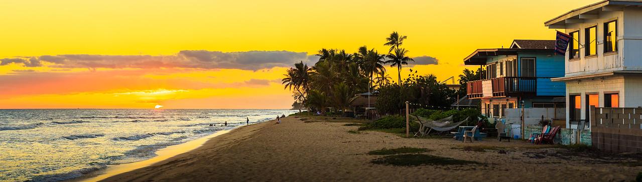 Ewa Beach Sunset