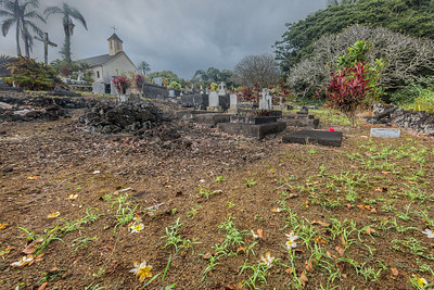 Saint Peter Church, Hana, Maui, Hawaii, USA