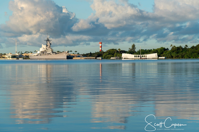 Arizona Memorial & USS Missouri