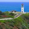 The lighthouse on Kilauea Point