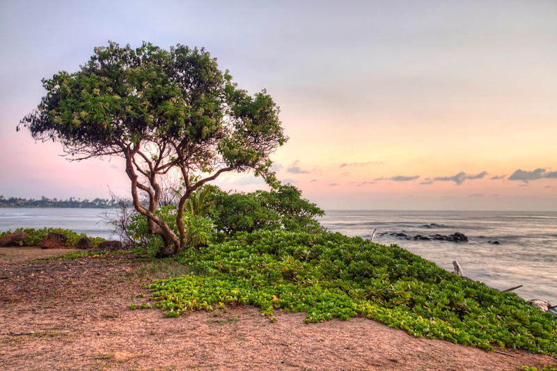 Lydgate Beach Park, Kauai, Hawaii