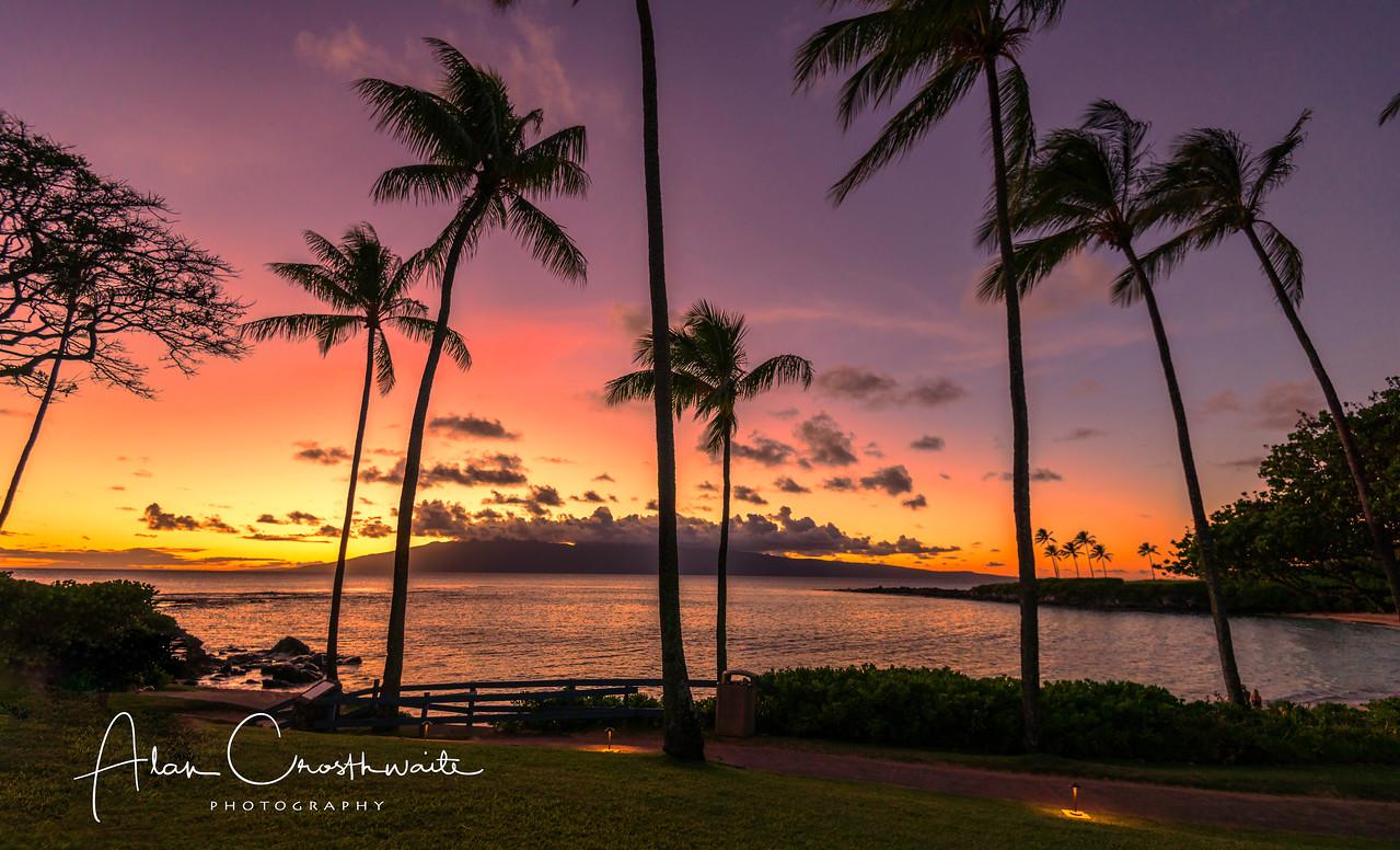 Kapalua Sunset #3