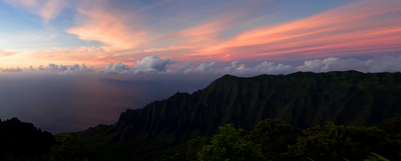 Kalalua Sunset