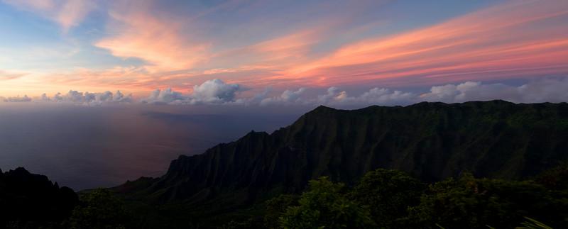 Kalalua Sunset