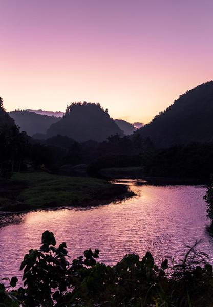 Waimea Sunrise