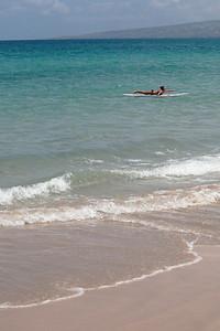 Hapuna Beach, Big Island, Hawaii.