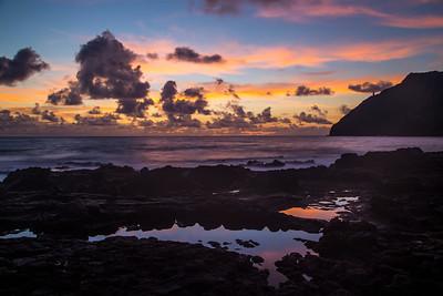 Makapuu Tide Pools Sunrise