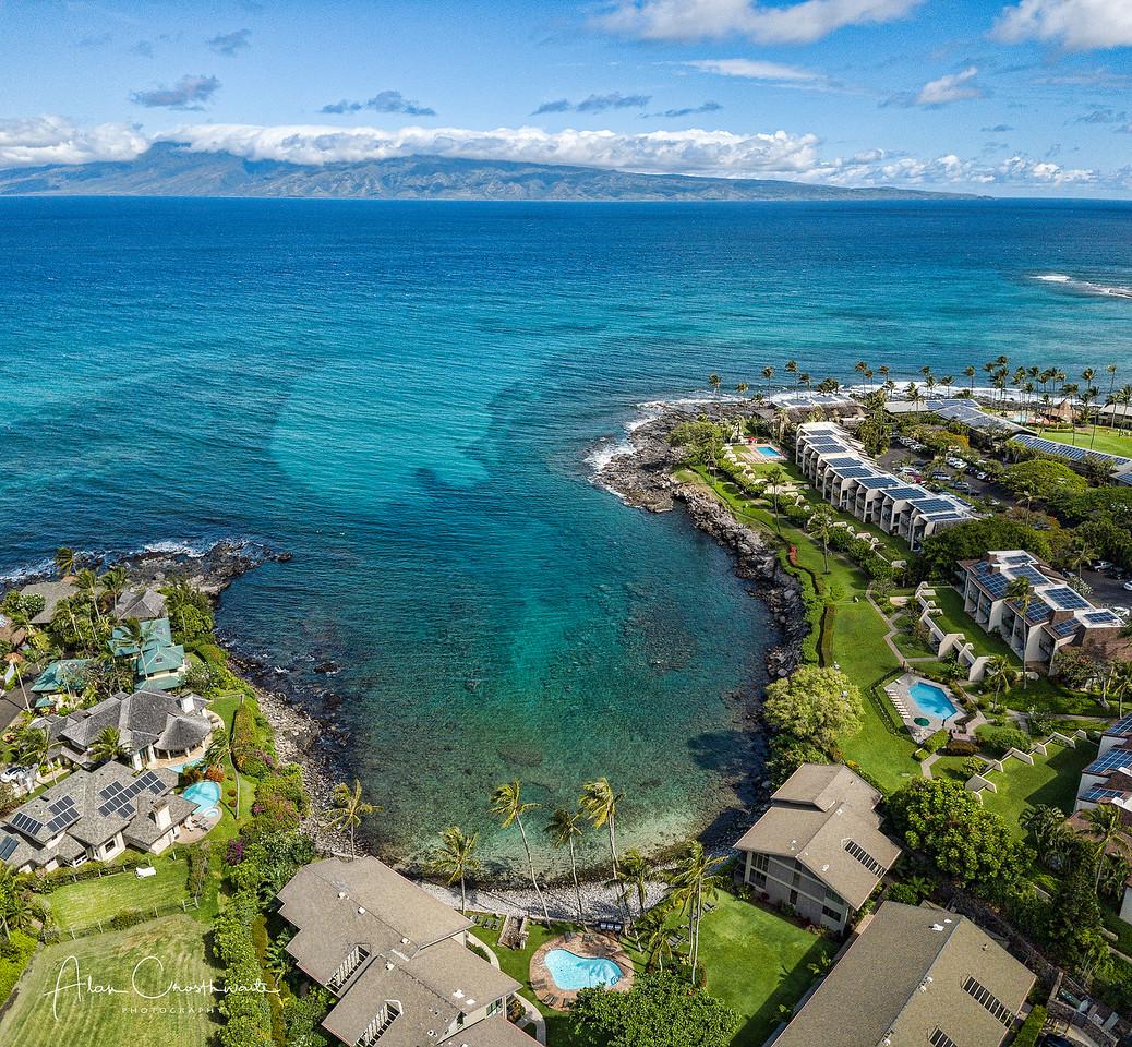 Honokeana Cove Maui, Hawaii