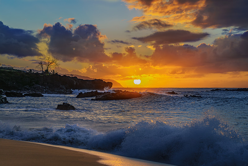 Waimea Sunset