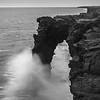 Sea Arch Wave Crash