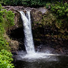 Rainbow Falls II on Hawaii, HI