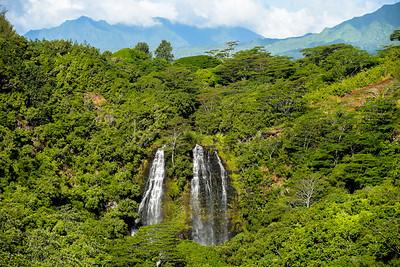 Opaekaa Falls (2)