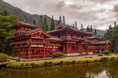 Byodo-In Temple, Kaneohe, Oahu