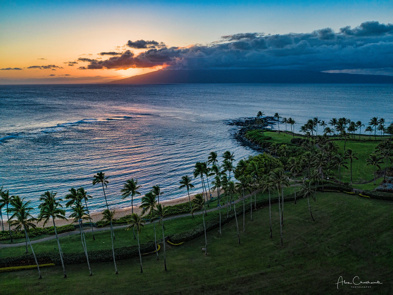 Kapalua Bay Sunset