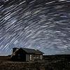 Mauna Loa Star Trails