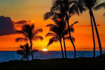 Ko Olina Sunset