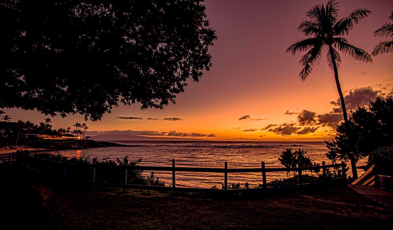 Kapalua Sunset #10