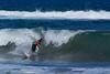 Surfing, Kealia Beach, Kauai
