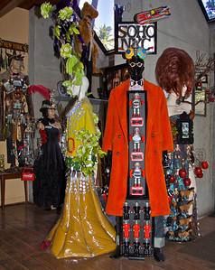 Six Mannequins