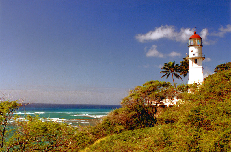 Diamond Head Lighthouse was placed on the National Register of Historic Places in 1980 and was featured on a US postage stamp in 2007.