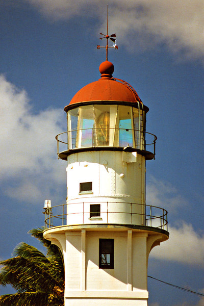 In 1924 the light was automated and the keeper was transferred to the nearby Makapu'u Lighthouse.  The Superintendent of the US Lighthouse Service moved into the keepers house with his family.  In 1939 the Coast Guard took over the operations of the Lighthouse Service.