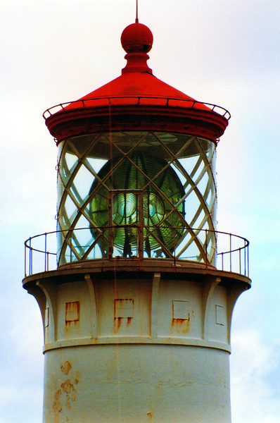 The Lighthouse Establishment recommended that a landfall light was needed for Kauai's north shore and in 1909 Bill H.R. 6147 was introduced into Congress for an appropriation.