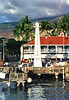 After 1840 a second lighthouse was built which was 19 by 25 feet.  The year of construction is unknown due to missing records.  By 1865 an inspection found that the light was decayed and needed to be replaced.  The sheriff of Lahaina produced a plan to build a storehouse with a light on top of the building.  In 1866 the planned structure was built with lumber and materials from Oahu and the storeroom was leased to sugar plantation owners to make the light profitable.