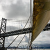 Heading for the Western Span of the Bay Bridge