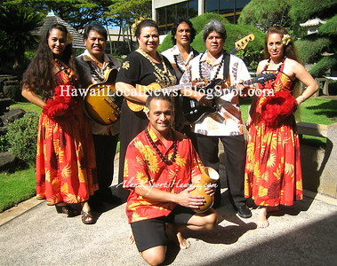 Hawaiian Entertainers