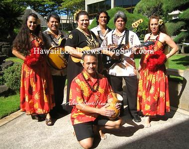 Hawaiian Entertainers