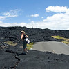 Volcano National Park, Lava, Steam Plume, Day time, Rachel, Road shots
