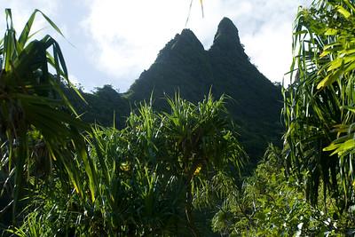Kaua'i, Landscapes, Hanalei Bay