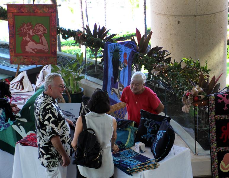 Hawaii, UnCruise Adventures, Gift Shopping, Kona