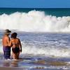 Hawaii, UnCruise Adventures, Hapuna Beach, Winter Surf