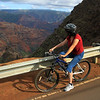 Hawaii, Kauai, Biking Waimea Canyon, Outfitters Kauai