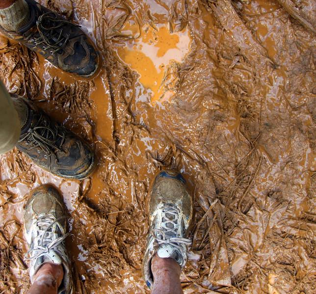 Hawaii, Kauai, Red Dirt