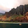 Hawaii, Kauai,  Na Pali Coastline, Holo Holo Charters