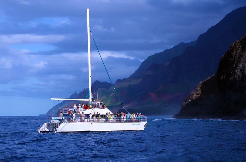 Hawaii, Kauai,  Na Pali Coast