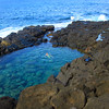 Hawaii, Kauai, Queens Bath, North Shore