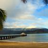Hawaii, Kauai, Hanalei Bay Pier