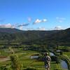 Hawaii, Kauai, Hanalei Valley Lookout