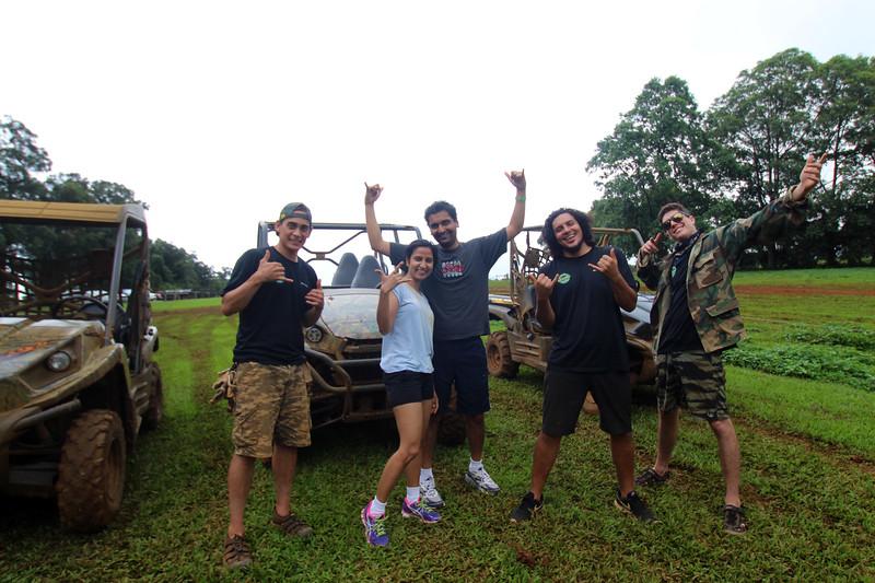 Hawaii, Kauai, Princeville Ranch Adventures