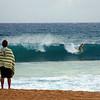 Hawaii, Kauai, South Shore Surfer
