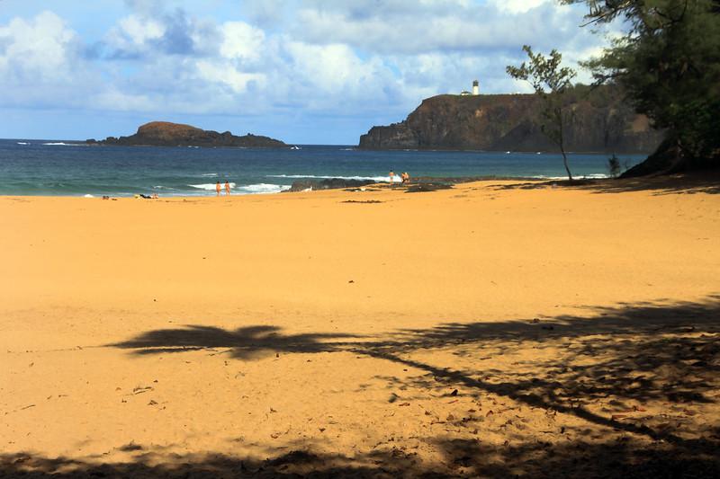 Hawaii, Kauai,  Kauapea Beach