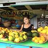Hawaii, Kauai, Roadside Produce Stand